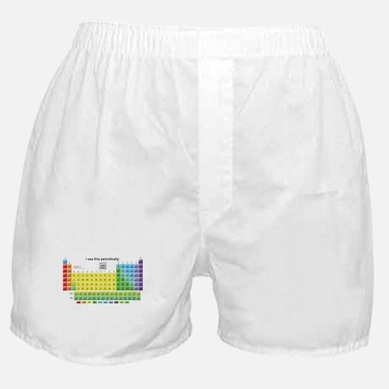 Periodically Boxer Shorts