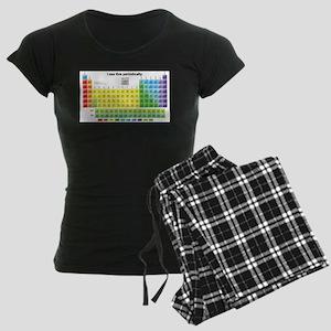 Periodically Women's Dark Pajamas