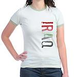 Iraq Stamp Jr. Ringer T-Shirt