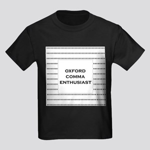 Oxford Comma Enthusiast T-Shirt