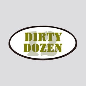 DIRTY DOZEN - 12 Patch