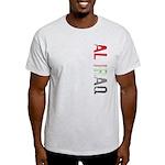 Al Iraq Stamp Light T-Shirt