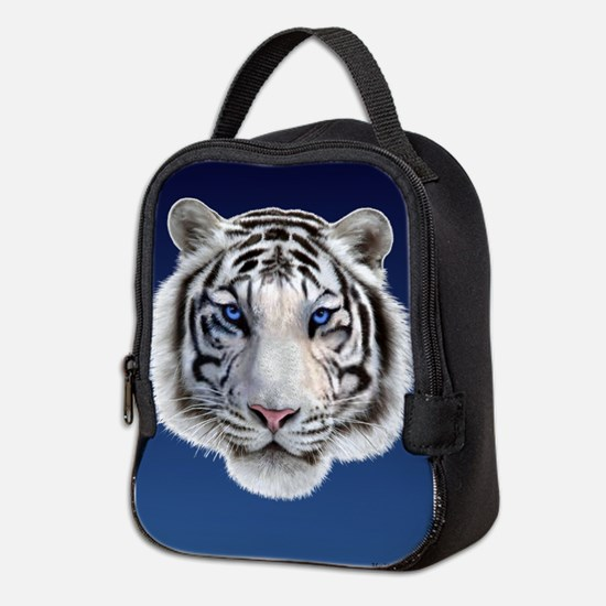 Eyes of the Tiger Neoprene Lunch Bag