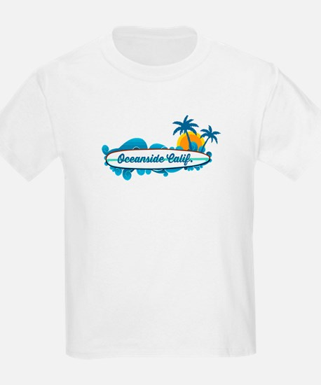 Oceanside - California. T-Shirt