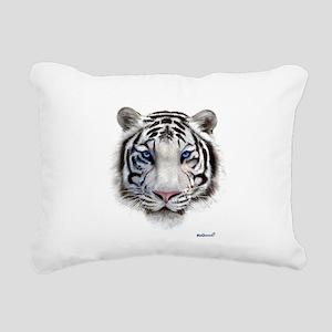 Eyes of the Tiger Rectangular Canvas Pillow