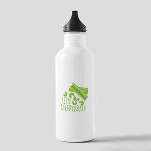 Lets Celerybrate Water Bottle