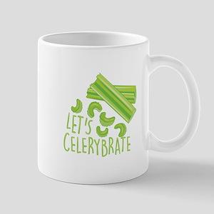 Lets Celerybrate Mugs