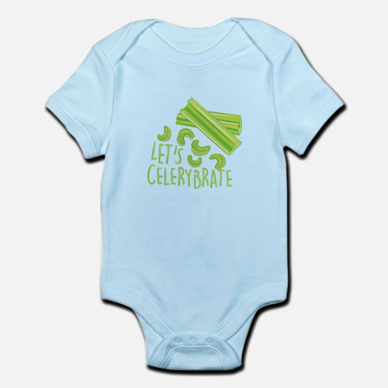 Lets Celerybrate Body Suit