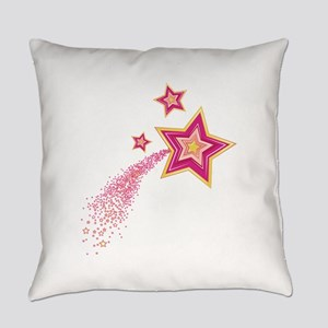Shooting Star Everyday Pillow