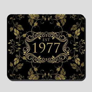 1977 Limited Edition Mousepad