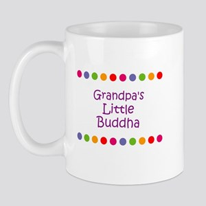 Grandpa's Little Buddha Mug