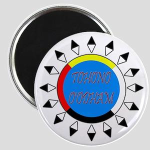 Tohono O'Odham Magnet