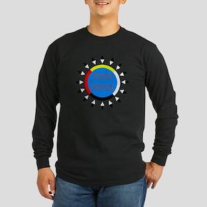 Tohono O'Odham Long Sleeve Dark T-Shirt