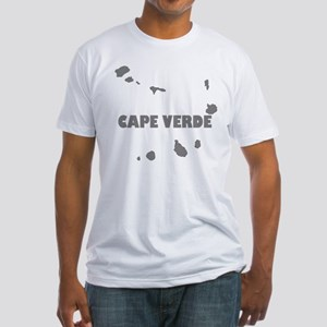 Cape Verde Islands Fitted T-Shirt