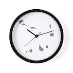 Cape Verde Islands Wall Clock
