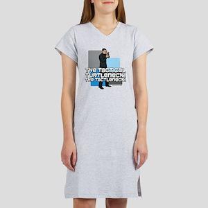 Archer Tactleneck Women's Nightshirt