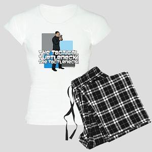 Archer Tactleneck Women's Light Pajamas