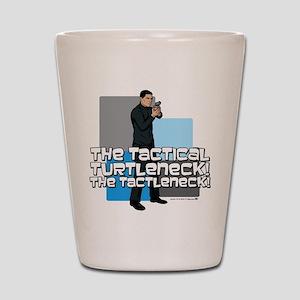 Archer Tactleneck Shot Glass