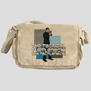 Archer Tactleneck Messenger Bag