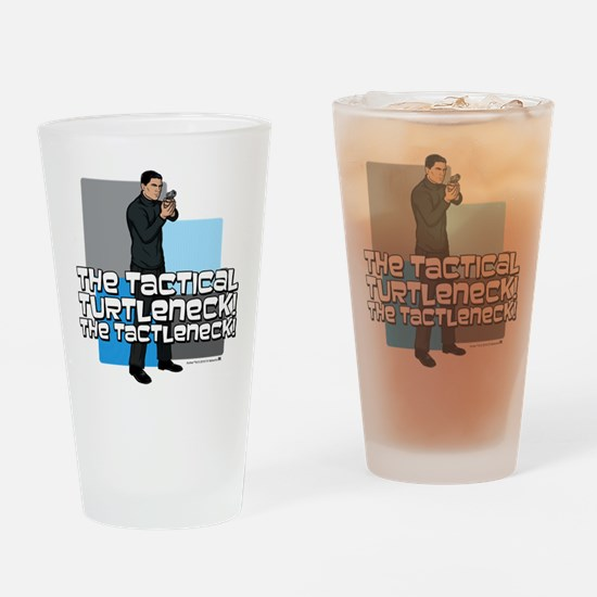 Archer Tactleneck Drinking Glass