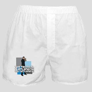 Archer Tactleneck Boxer Shorts