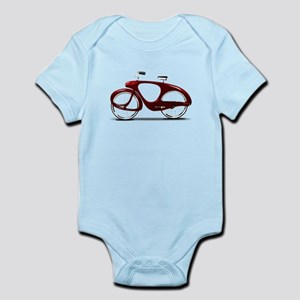 Modern Retro Bicycle Body Suit