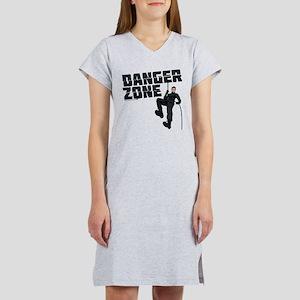 Archer Danger Zone Women's Nightshirt