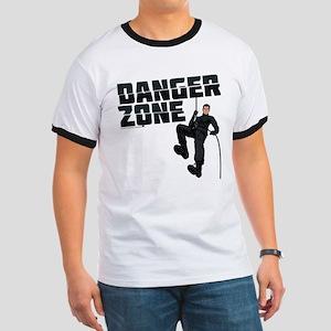 Archer Danger Zone Ringer T