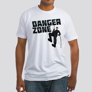 Archer Danger Zone Fitted T-Shirt