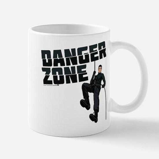 Archer Danger Zone Mug