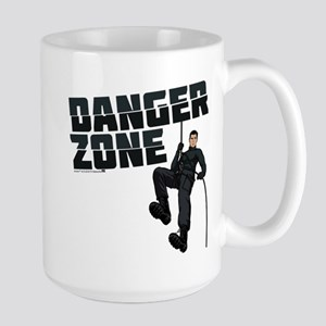 Archer Danger Zone Large Mug