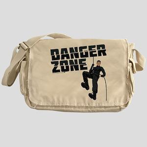 Archer Danger Zone Messenger Bag