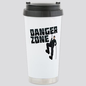 Archer Danger Zone Stainless Steel Travel Mug