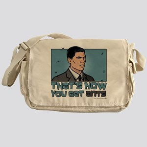 Archer Get Ants Messenger Bag