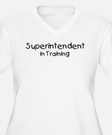 Superintendent in Training T-Shirt