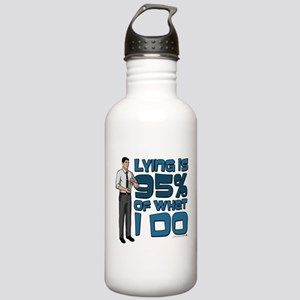 Archer Lying Stainless Water Bottle 1.0L