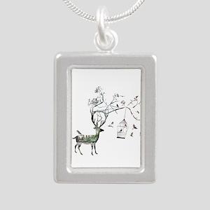 Fantasy Deer Necklaces