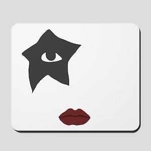 kiss Mousepad