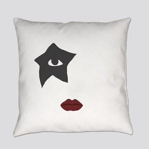 kiss Everyday Pillow