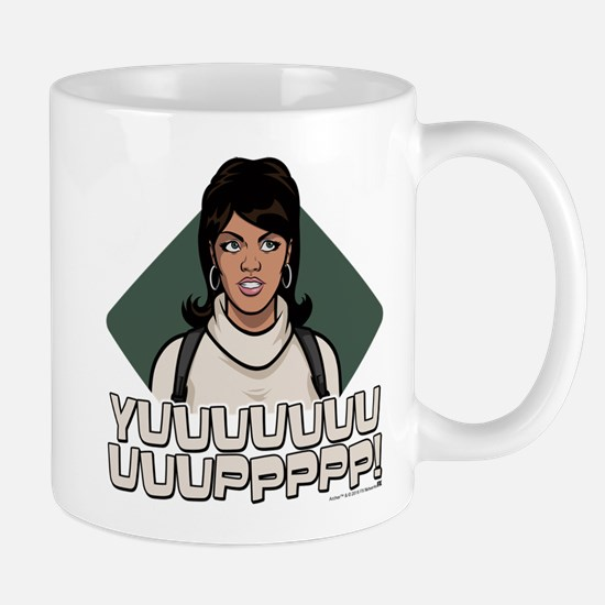 Archer Lana Yup Light Mugs
