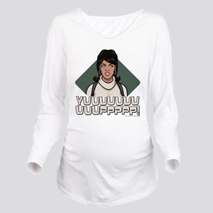 Archer Lana Yup Ligh Long Sleeve Maternity T-Shirt