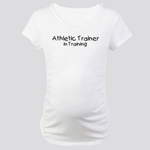 Athletic Trainer in Training Maternity T-Shirt