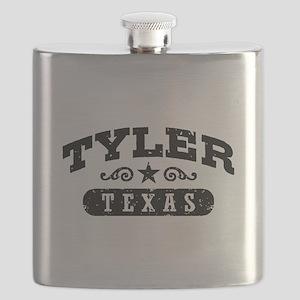 Tyler Texas Flask
