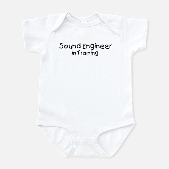 Sound Engineer in Training Infant Bodysuit