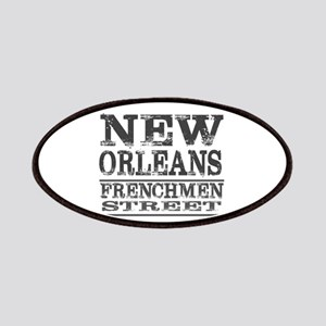 NEW ORLEANS FRENCHMEN STREET Patch