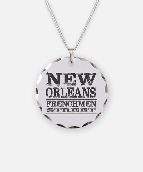 NEW ORLEANS FRENCHMEN STREET Necklace