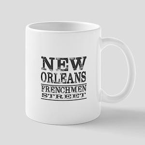 NEW ORLEANS FRENCHMEN STREET Mugs