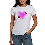 Ladybug Love Women's T-Shirt