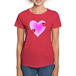 Ladybug Love Women's Dark T-Shirt
