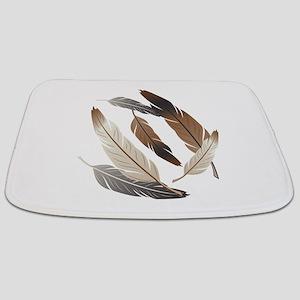 Feathers Bathmat